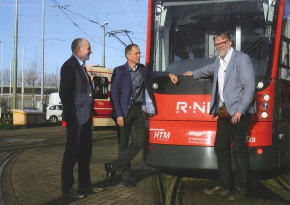 WHC verzorgt energiemonitoring bij Haagse Tram Maatschappij (HTM)
