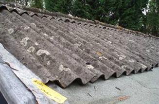 Heeft u nog asbesthoudende daken?