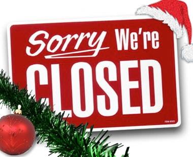 WHC gesloten tussen Kerst en Oud en Nieuw